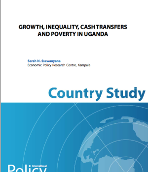 Growth, Inequality, Cash Transfers And Poverty In Uganda
