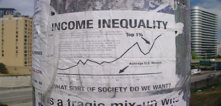 Browse through  publications focused on Income Inequality