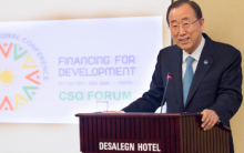 The CSO Financing for Development Forum