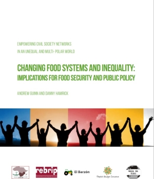 Changing Food Systems and Inequality: Implications for Food Security and Public Policy