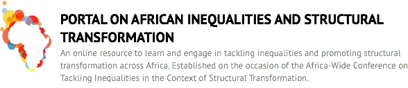 Africa Inequalities Portal logo