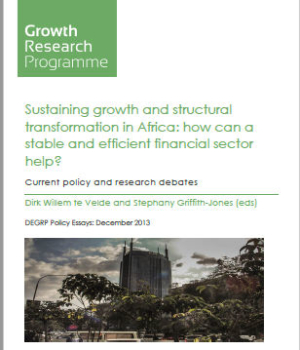 Growth Research Programme