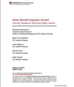 How Should Uganda Grow
