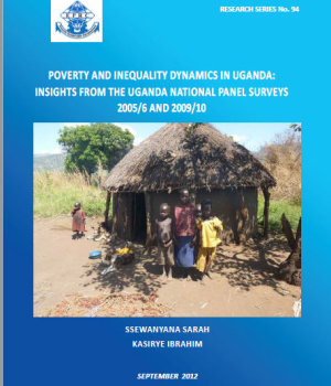Poverty and Inequality Dynamics in Uganda
