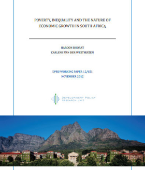 Poverty, Inequality and the Nature of Economic Growth in South Africa
